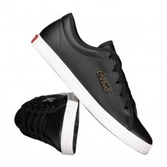 Imagem - Tenis Masculino Coca Cola Shoes Marx Cc0800 cód: 20000229CC080020000941