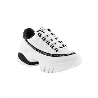 Imagem - Tênis Feminino Chunky Sneaker Ramarim 2180104 cód: 20000046218010420000006