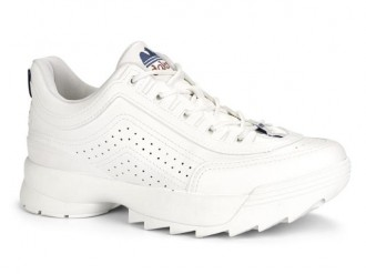 Imagem - Tênis Flatform Sneaker Casual Feminino Dakota G0981 - 20000003G098120003657