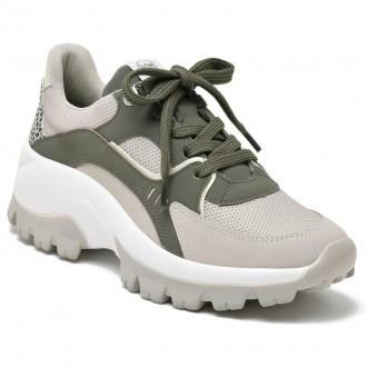 Imagem - Tênis Chunky Sneaker Via Marte 20-12024 - 2000000820-1202420004125