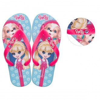 Imagem - Chinelo Ipanema Polly Pocket 26048 cód: 200004852604820000290