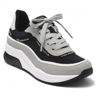 Imagem - Tênis Feminino Schunky Sneaker Via Marte 20-14406 - 2000000820-1440620004123