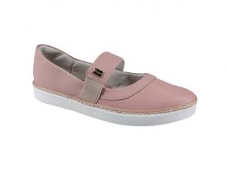 Imagem - Sapato Feminino Boneca em Couro Campesi L6041 - 20000103L604120003588
