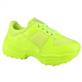 Imagem - Tenis Feminino Chunky Sneaker Quiz 66-1771 cód: 2000010866-177120000196