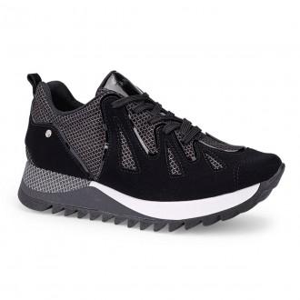 Imagem - Tênis Chunky Sneaker Solado Tratorado Tanara T4025 cód: 20000011T40251