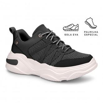 Imagem - Tênis Dad Sneaker Feminino Tanara T4186 cód: 20000011T41861