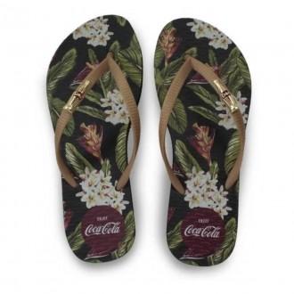 Imagem - Chinelo de Dedo Feminino Coca-cola Cc3133 cód: 20000229CC313320000116