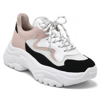Imagem - Tênis Schunky Sneaker Feminino Via Marte 20-10803 cód: 2000000820-1080320004119
