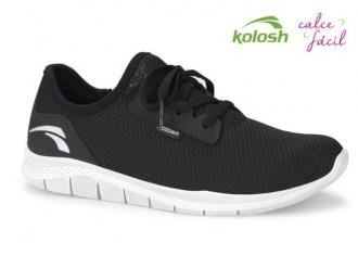 Imagem - Tenis Feminino SportStyle Calce Fácil Kolosh K8681 - 1