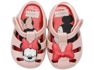 Imagem - Sandalia Infantil Bebê Disney Sweet Dreams 21932 - 200002172193220003261