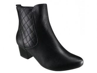 Imagem - Bota Ankle Boot Usaflex Q6658 - 20000268Q66581