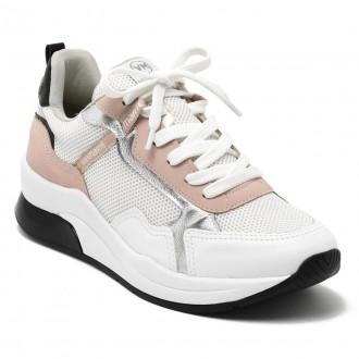 Imagem - Tênis Feminino Schunky Sneaker Via Marte 20-14403 - 2000000820-1440320004124