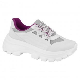 Imagem - Tenis Chunky Sneaker Feminino Vizzano 1356.101 - 200000711356.1012