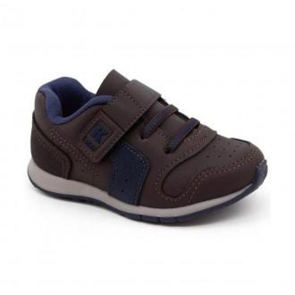 Imagem - Tenis Infantil Baby Menino Kidy 096-0140 - 20000075096-014020003814