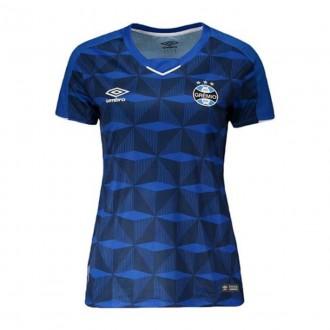 Imagem - Camisa Feminina Umbro Grêmio Oficial 2019 3g160991 cód: 200000963G16099120000491