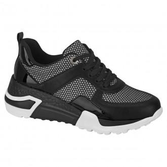 Imagem - Tênis Sneaker Feminino Vizzano 1355.104 cód: 200000711355.1041