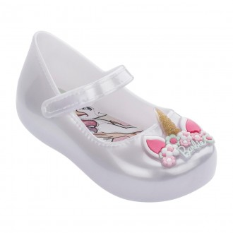 Imagem - Sapatilha Infantil Grendene Kids Barbie Rainbow Baby Feminina 22200 cód: 200000542220020004010