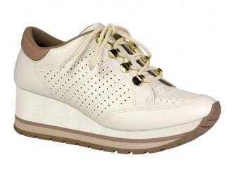 Imagem - Tenis Sneaker Feminino Flatform Anabela Dakota G0531 - 20000003G05312