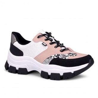Imagem - Tenis Sneaker Jogging Feminino Dakota G2491 cód: 20000003G249120004001