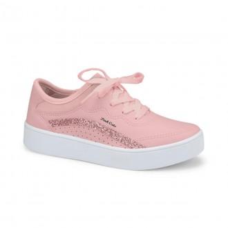 Imagem - Tenis Infantil Menina Pink Cats V1492 cód: 20000122V149220000109