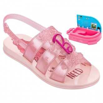 Imagem - Sandália Infantil SPA Barbie 22485 cód: 200000542248520004168