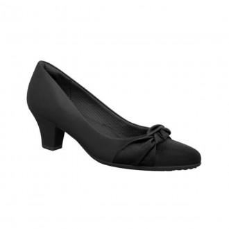 Imagem - Sapato Salto Baixo Feminino Piccadilly 704013 cód: 200000487040131