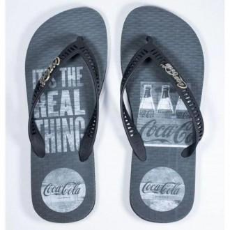 Imagem - Chinelo de Dedo Masculino Coca-cola Cc3100 cód: 20000229CC310020001354