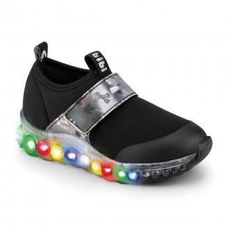 Imagem - Tênis Infantil Menino LED Bibi 1079120 cód: 20000080107912020000199