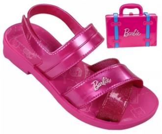Imagem - Sandália Infantil Grendene Barbie 22025 - 200000542202520003912