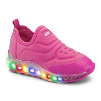 Imagem - Tênis Infantil LED Roller Celebration de Luz Bibi  1079100 cód: 20000080107910020004390