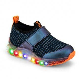 Imagem - Tênis Infantil LED Roller Celebration de Luz Bibi  1079141 cód: 20000080107914120004560