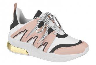 Imagem - Tênis Casual Esportivo Chunky Sneaker Feminino Vizzano 1304.108 - 200000711304.10820000197