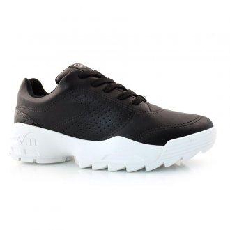Imagem - Tênis Sneaker Solado Tratorado Flatform Via Marte 19-4405 - 2000000819-44051