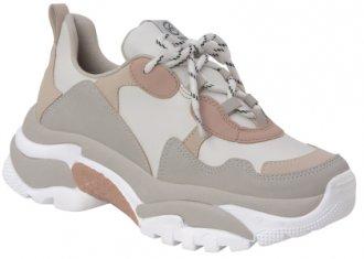Imagem - Tênis Feminino Chunky Sneaker Lançamento Via Marte 19-7432 - 2000000819-743220003637