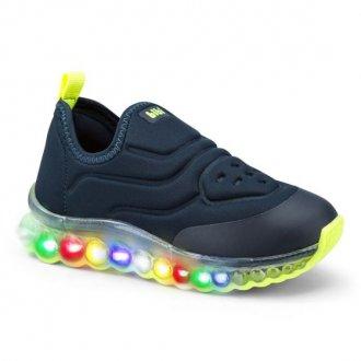 Imagem - Tênis Infantil LED Roller Celebration de Luz Bibi  1079074 cód: 20000080107907420004399