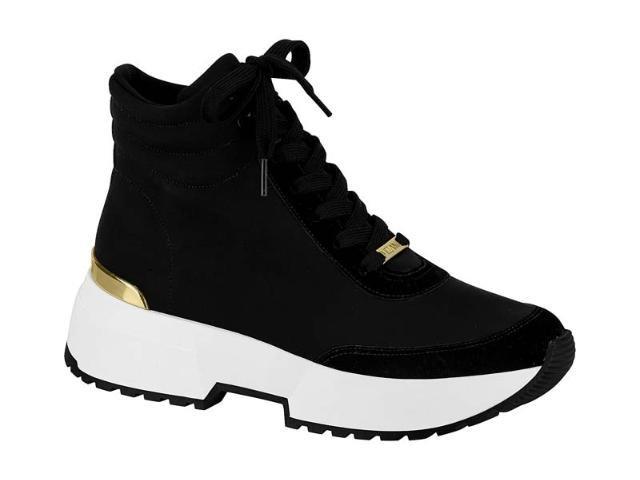 564b00faf4 Tênis Bota Chunky Sneaker Feminino Vizzano 1308.106