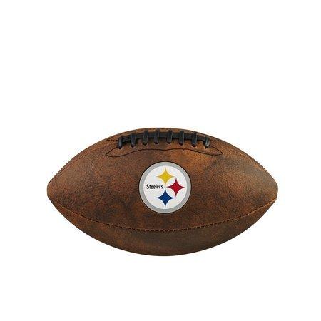 Bola Futebol Americano NFL Jr - Pittsburgh Steelers