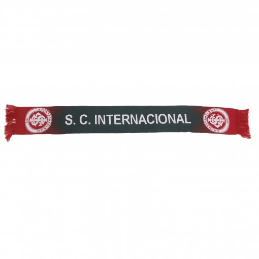 Manta Internacional Cinza/Vermelho