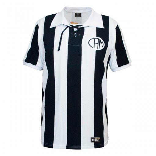 Camisa Atlético Mineiro Retrô 1914 Masculina