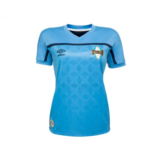 Camisa Feminina Grêmio Umbro III 2020/21 Classic