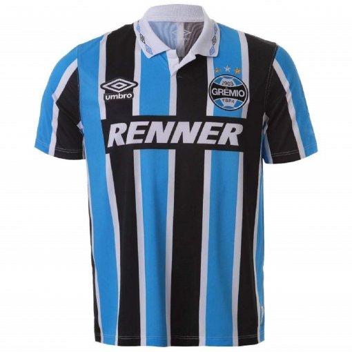 Camisa Grêmio Bi-Libertadores 1995 Umbro Masculina