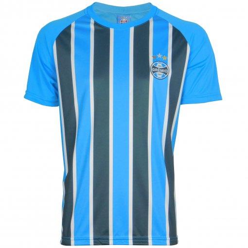 Camisa Grêmio Juvenil Dry Tricolor