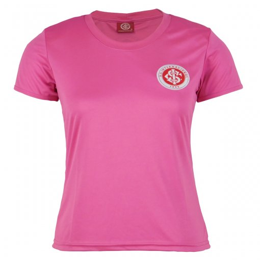 Camisa Internacional Feminina Dry Rosa