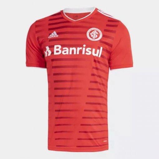 Camisa Internacional I Adidas 2021 Masculina