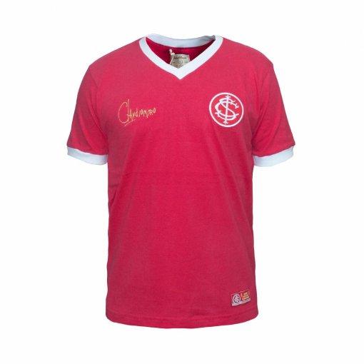 Camisa Internacional Retrô 1969 Claudiomiro Masculina