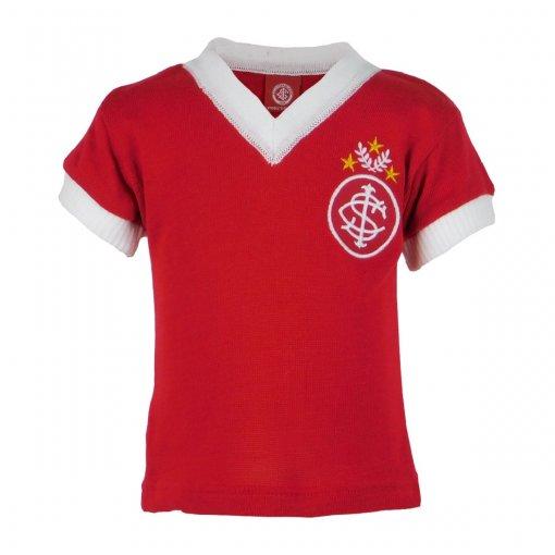 Camisa Internacional Retrô Bebê
