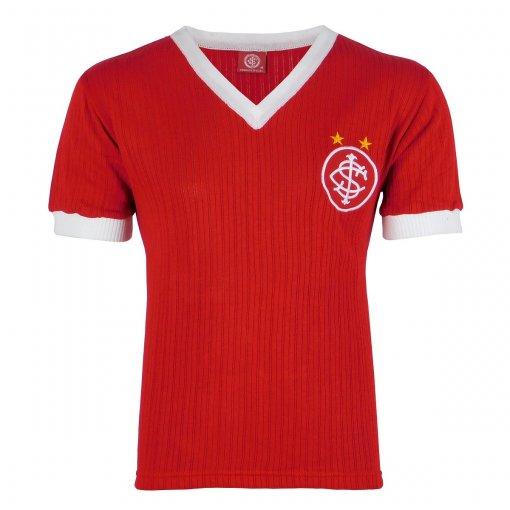 Camisa Internacional Retrô Canelada Masculina N°7