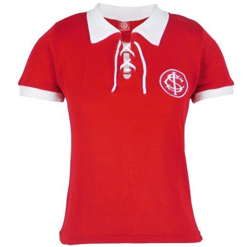 Camisa Internacional Retrô Cordinha Feminina N°9