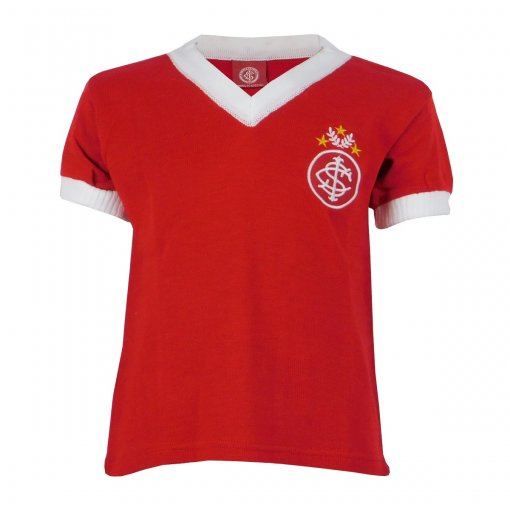 Camisa Internacional Retrô Infantil