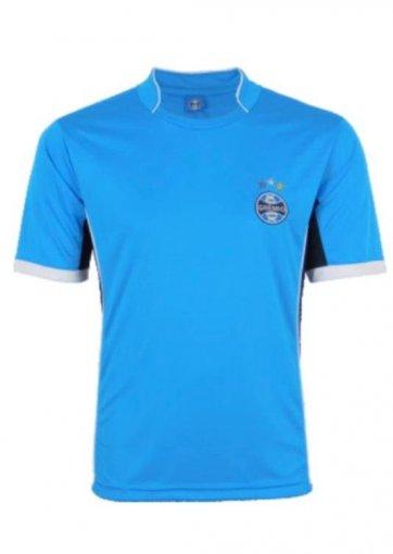 Camisa Masculina Dry Azul Grêmio